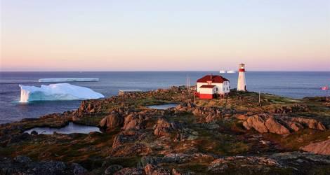 Canada-Quirpon-Island-Vuurtoren