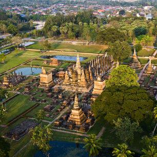 thailand_Sukhothai_Historical Park_2_249548