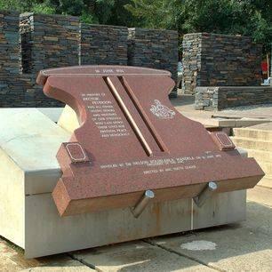 Zuid-Afrika-Johannesburg-Monument