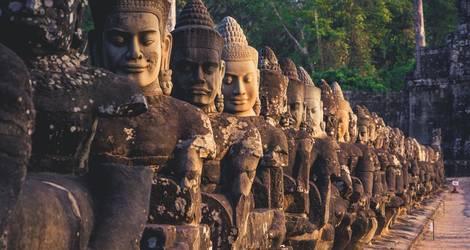 Cambodja-Siem-Reap-Angkor-Tempels