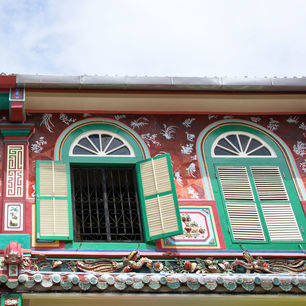 Melaka-decoratedhouses shutterstock_19654102
