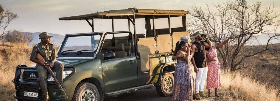 Zuid-Afrika-Marakele-Jeepsafari
