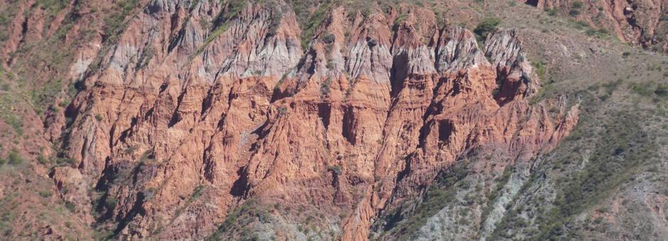Argentinie-Salta-Purmamarca-kleurige-rotsen