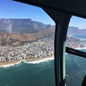 Helicoptervlucht Kaapstad