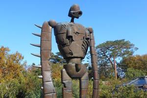 Bezoek Ghibli Museum
