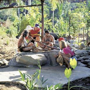 Australie-Cairns-aboriginals