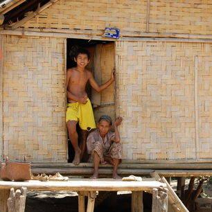 Laos-Luang-Prabang-Locals