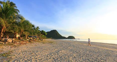Thailand-Khanom-Beach-strand