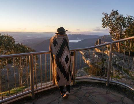 Australie-Grampians-National-Park-Uitzicht