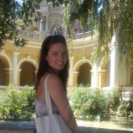 Eva in Santiago de Chile