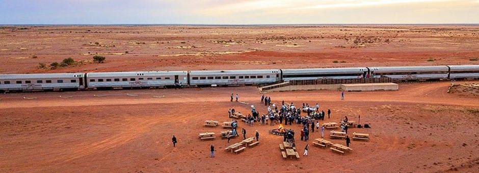 Australie-The-Ghan-outback