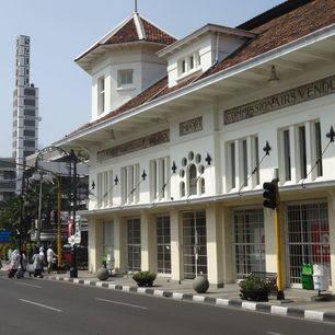 Azie-Indonesie-Java-Bandung-historisch-gebouw