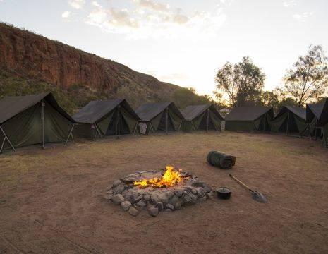 Australie-Uluru-Kata-Tjuta-kamperen