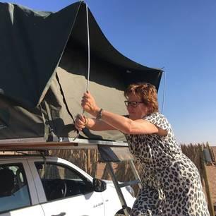 Namibie-Ingrid-Daktent