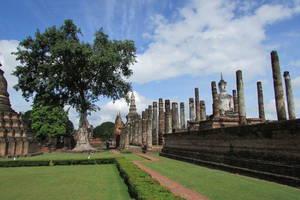 Fietsen door Historical Park
