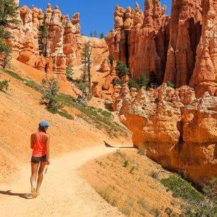 Amerika-Bryce-Canyon-Rotsformaties
