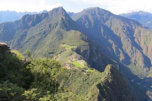 Beklimming Huayna Picchu
