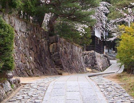Japan-Higashiyama-wandelroute