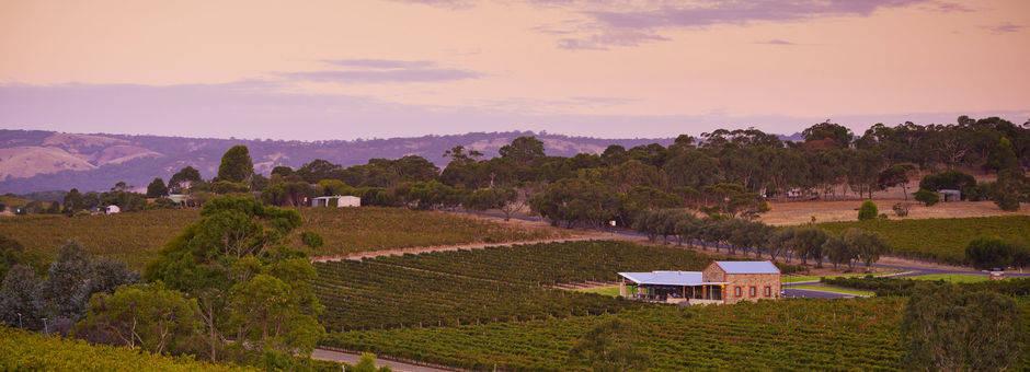 Australie-Adelaide-Hills