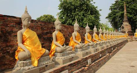 Thailand-Ayutthaya-Boeddha