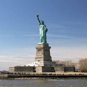 Amerika-New-York-Statue-of-Liberty