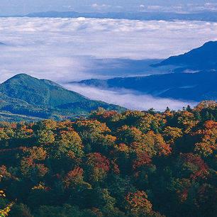 Japan-Towada-Omgeving