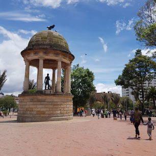 Colombia-Bogota-plein