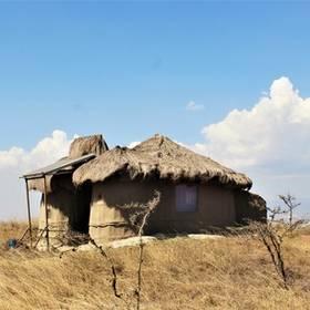 Hut Masai Tanzania