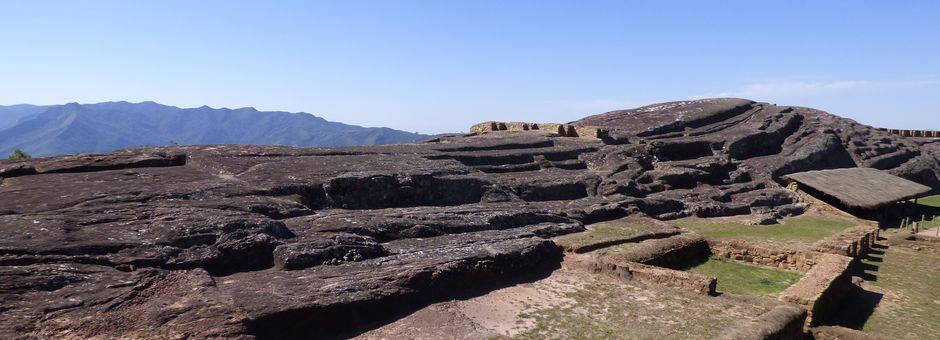 El Fuerte, het fort in Samaipata - Bolivia