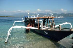 Centraal Lombok: Gili Trawangan Tour