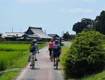 Fietstocht langs de rijstterrassen