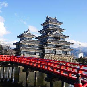 Kraaienkasteel-Okayama-Honshu-Japan