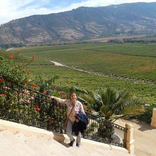 Chili-Colchagua-Vallei-medewerker-Irene