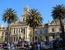 Kaapstad te voet en op de fiets