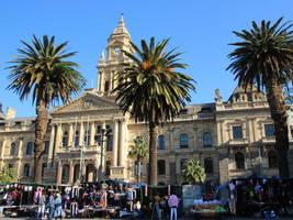 Kaapstad te voet en op de fiet