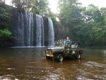 Op jeeptour safari!