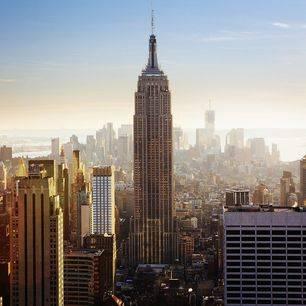 Amerika-New-York-Empire-State-Building