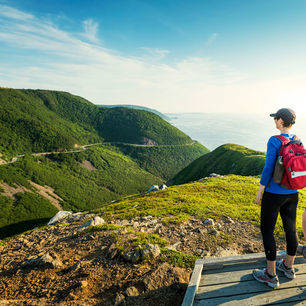 Canada-Cabot-Trail-Wandeling