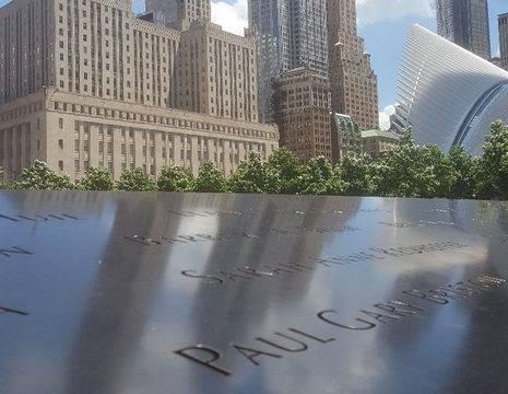 Amerika-New-York-Memorial