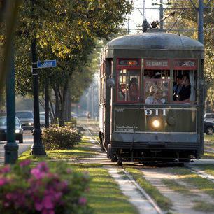 Amerika-Verenigde-Staten-New-Orleans-Streetcar