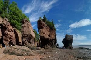 Atlantic-Canada-Hopewell-Rocks
