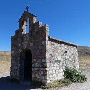 Argentinie-Salta-Cachi-kerkje