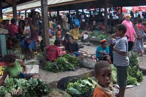 Baliemvallei: Markten en Dorpen