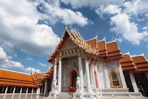 Stad en tempels