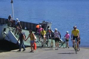 Fietsen op Chiloé