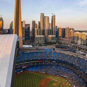 Canada-Toronto-Honkbal