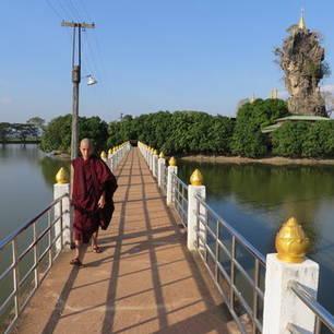 Myanmar-Hpa An-pagode