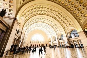 Treinreis New York-Washington