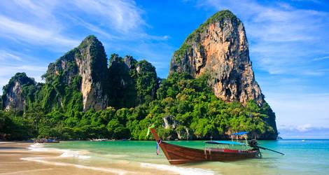 Thailand-zuid-krabi1 shutterstock_233752198