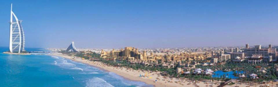 Letterlijke hoogtepunten tijdens stopover Dubai